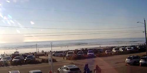 Playa de Jenness -  Webcam , Maine Portland