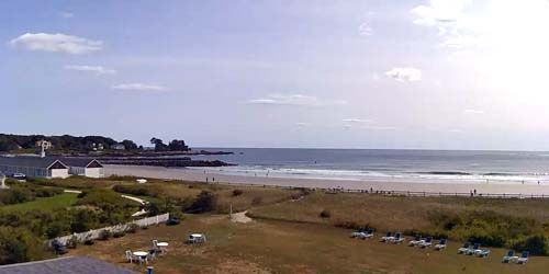 playas de la costa de Kennebunkport -  Webcam , Maine Portland