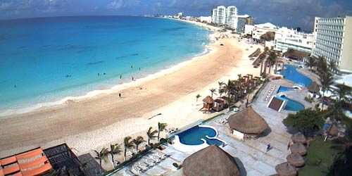 Beaches Krystal Cancun -  live webcam , Quintana Roo Cancun