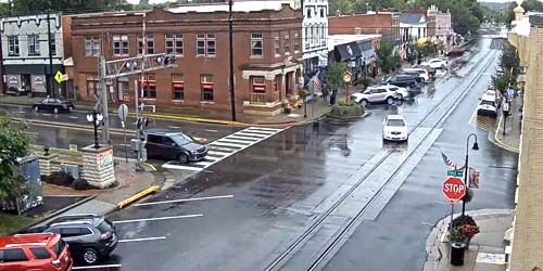 Circulation dans la banlieue de La Grange -  Webcam , Kentucky Louisville