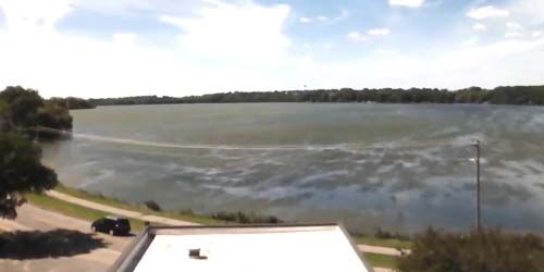 Parker Lake -  live webcam , Florida Lakeland