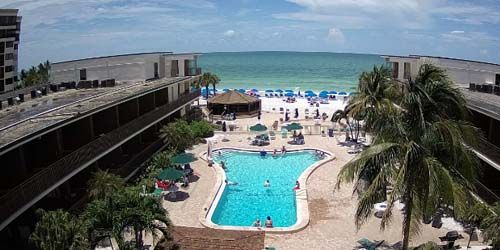 Piscina en Limetree Beach Resort -  Webcam , Florida Sarasota