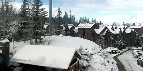 Mountain Lodge -  live webcam , Colorado Telluride