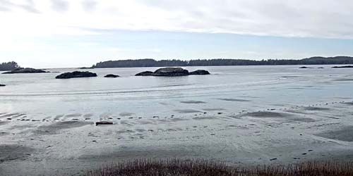 Ocean Village Beach Resort - MacKenzie Beach -  live webcam , British Columbia Tofino