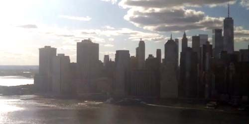 Vista de Manhattan -  Webcam , Nueva York New York