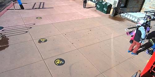 Market Plaza Station -  live webcam , Colorado Telluride