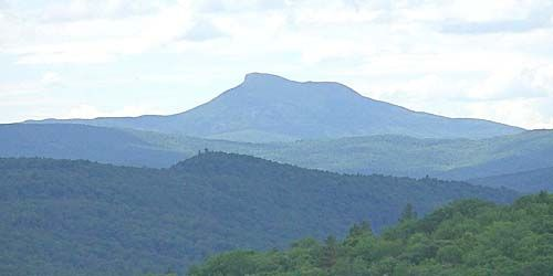 Mountain View -  live webcam , Vermont Montpelier