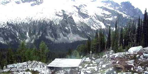 Beautiful view of the mountains -  live webcam , Alberta Calgary