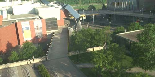 Weisman Art Museum -  live webcam , Minnesota Minneapolis