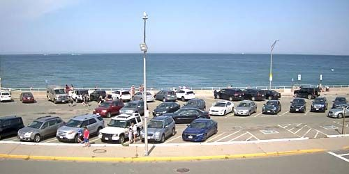 Playa de Nantasket -  Webcam , Massachusetts Hull