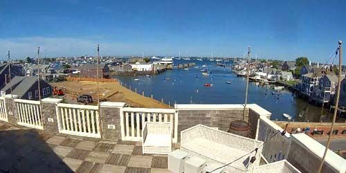 Beautiful bay on Nantucket Island -  live webcam , Massachusetts New Bedford