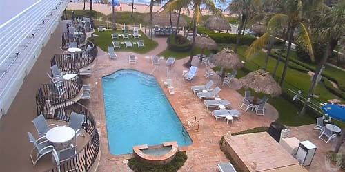 High Noon Beach Resort, Lauderdale-By-The-Sea - live webcam, Florida Miami