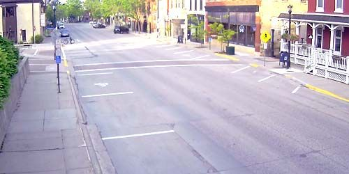 Division Street City of Northfield -  live webcam , Minnesota Minneapolis