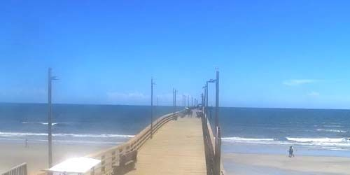 Playa Oak Island -  Webcam , North Carolina Wilmington