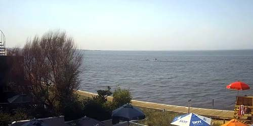 Ocean Beach Great south Bay -  live webcam , New York New York
