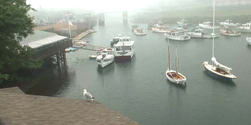 Marina Ogunquit -  Webcam , Maine Portland