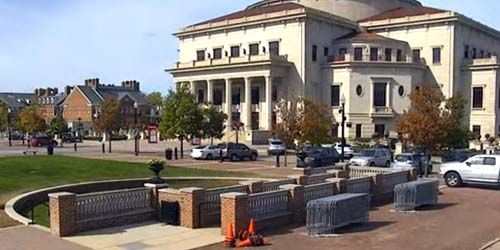 The Palladium at the Center for the Performing Arts -  live webcam , Indiana Carmel