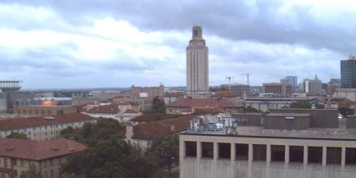 Panorama desde arriba -  Webcam , Texas Austin