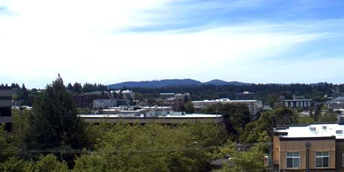Panorama from above, weather camera -  live webcam , Washington Olympia