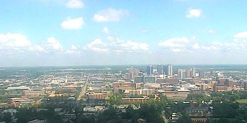 Panorama desde arriba -  Webcam , Alabama Birmingham