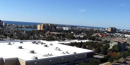 Panorama de la ciudad desde arriba -  Webcam , Florida Destin