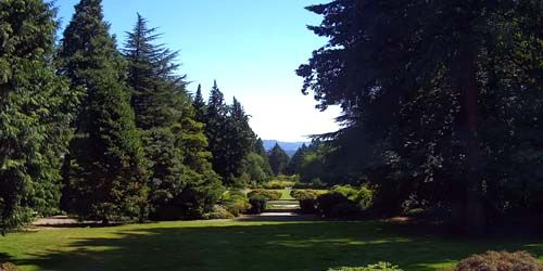 Lewis and Clark College Park -  live webcam , Oregon Portland
