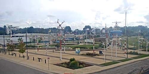 Whirligig Park -  live webcam , North Carolina Wilson