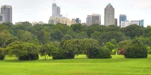 Parque Dorothea Dix -  Webcam , North Carolina Raleigh