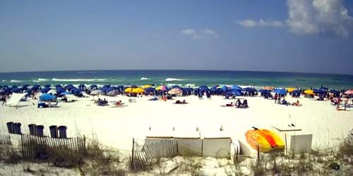 Playa en Pelican Beach Resort -  Webcam , Florida Destin