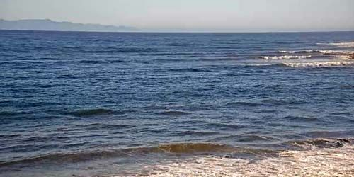 Beach at Pierpont Bay -  live webcam , California Ventura
