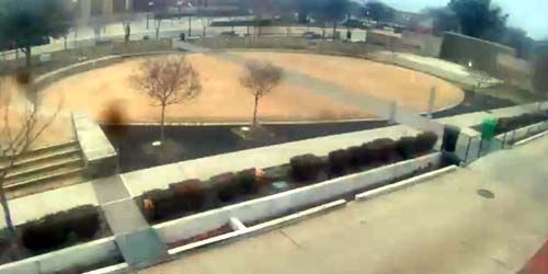 Wayne Ferguson Plaza en Lewisville -  Webcam , Texas Dallas