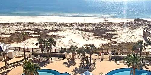 Playas con piscinas en The Beach Club Resort & Spa -  Webcam , Alabama Mobile