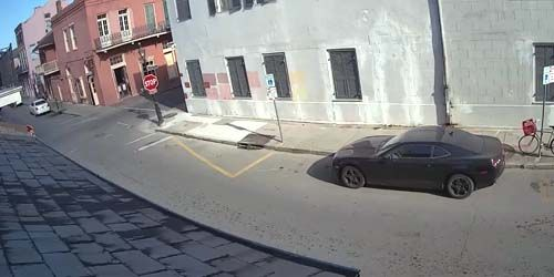 French Quarter -  live webcam , Louisiana New Orleans