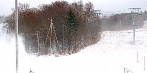 Estación de esquí de Bolton Valley -  Webcam , Vermont Burlington