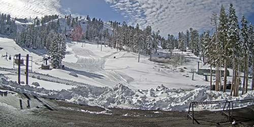 Skyline Bear Valley Mountain Resort -  Webcam , California Sacramento