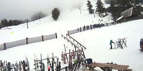Pebble Creek Ski Resort -  live webcam , Idaho Pocatello