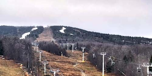 Resort de montaña de Stratton -  Webcam , Vermont Manchester