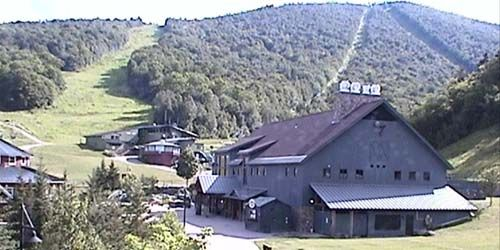 Lincoln Peak Ski Resort -  live webcam , Vermont Montpelier