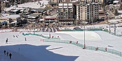 Steamboat Ski Resort -  live webcam , Colorado Steamboat Springs