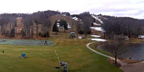 Boyne Highlands Resort -  live webcam , Michigan Harbor Springs