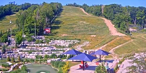 Blue Mountain Resort - Ski Resort -  live webcam , Ontario Barrie