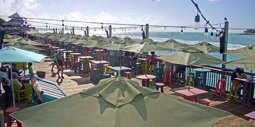 Ocean Key Resort & Spa - Restaurant Marina -  Webсam , Florida Key West