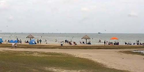 Playa de Rockport -  Webcam , Texas Corpus Christi