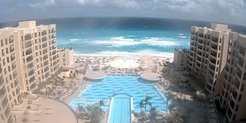 El Royal Sands All Suites Resort & Spa -  Webcam , Quintana Roo Cancún