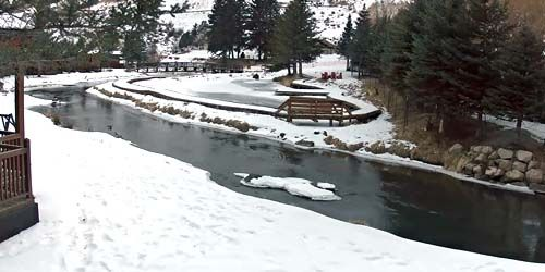 Rustic Inn Creekside Resort & Spa en Jackson Hole -  Webcam , Wyoming Jackson