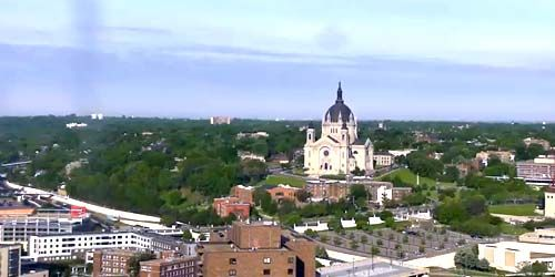 Panoramic camera -  live webcam , Minnesota Saint Paul
