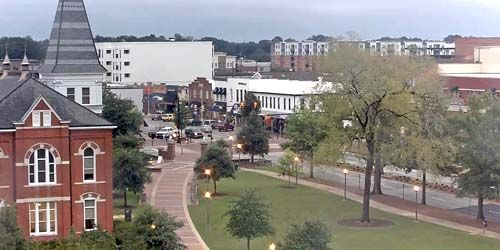 Parque Samford -  Webcam , Alabama Auburn