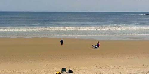 Parque Estatal Scarborough Beach -  Webcam , Maine Portland
