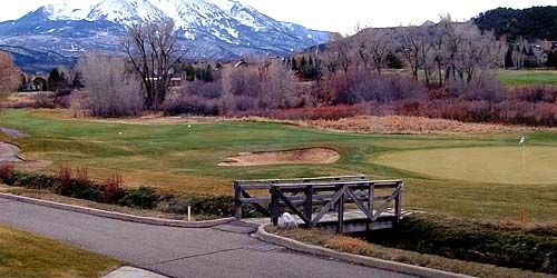 Hole & Sopris Mountain -  live webcam , Colorado Glenwood Springs