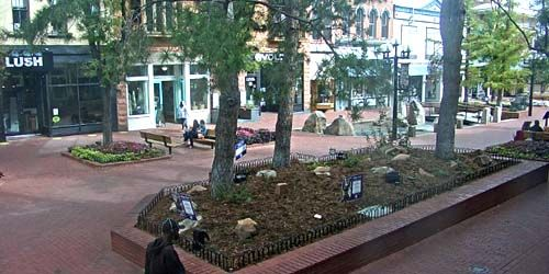 Plaza en el centro de la ciudad -  Webcam , Kentucky Louisville